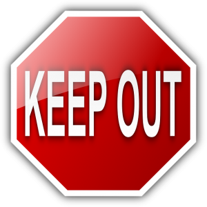 Keep, Out