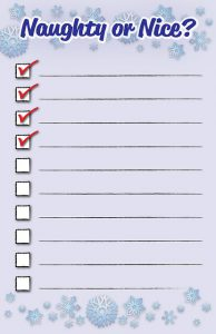 チェックリスト